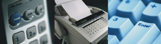 Contact Action Courts by phone, fax, email or webform